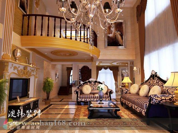 图片标题 南宁天池山小区楼中楼装修装饰案例